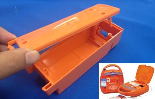 AED電池ケース