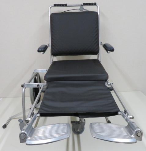 楽々移乗車椅子